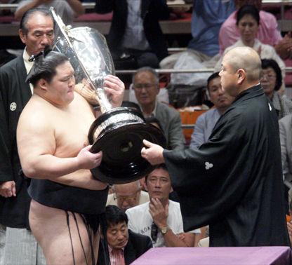 160925千秋楽幕内・表彰 684