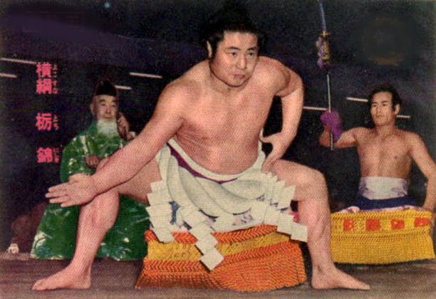 栃錦 昭和30年代