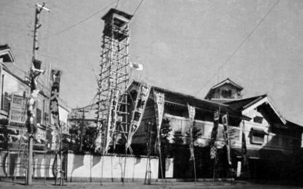 蔵前国技館